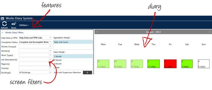 Tabs Cafm Reactive Maintenance Fm Helpdesk Software